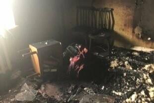 В Ульяновске ночью был пожар: эвакуировано 15 человек, фото-1