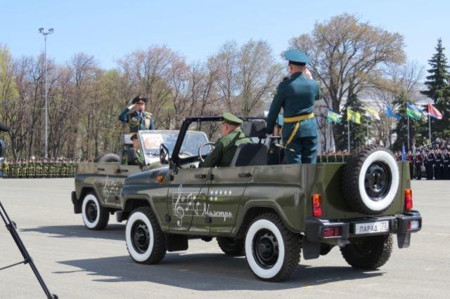 В Ульяновске со зрителями пройдет парад Победы 24 июня , фото-1