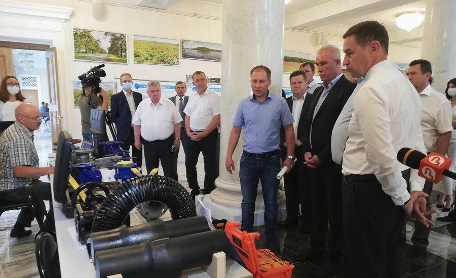 Единого оператора водоснабжения планируют создать в Ульяновской области, фото-1