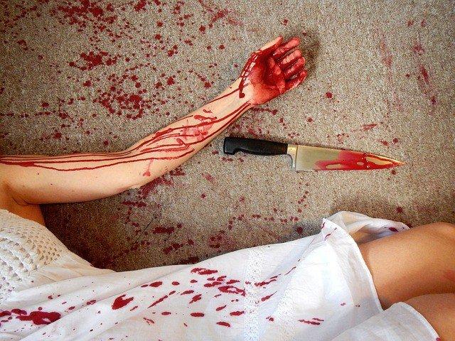 Порезала ножом подругу помоложе из ревности пожилая жительница Ульяновска, фото-1