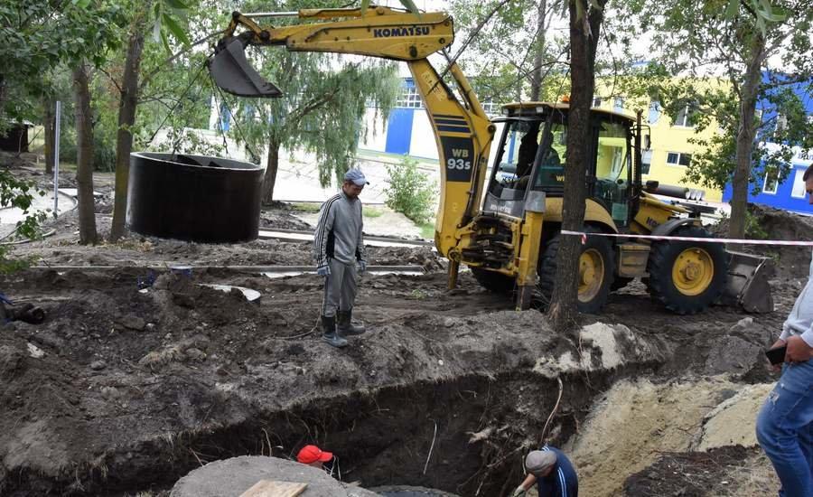 Реконструкцию ливневок начали в Засвияжском районе Ульяновска, фото-1