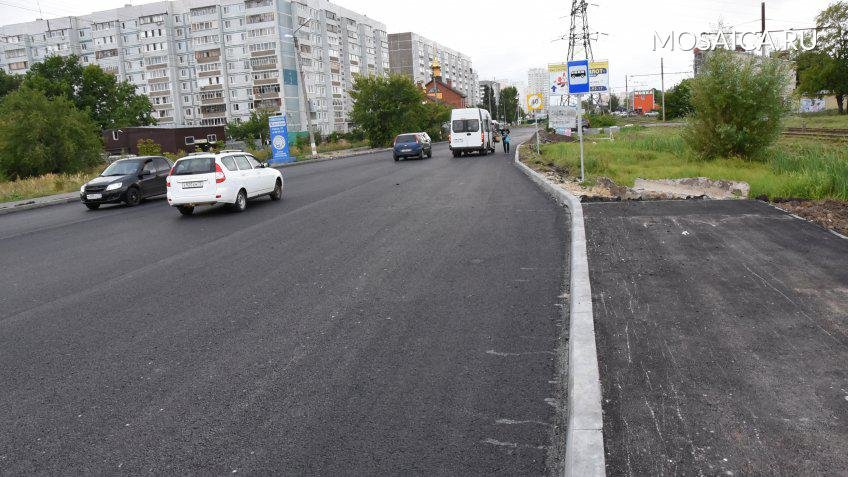 Ремонт дорог завершают в Ульяновске, фото-1