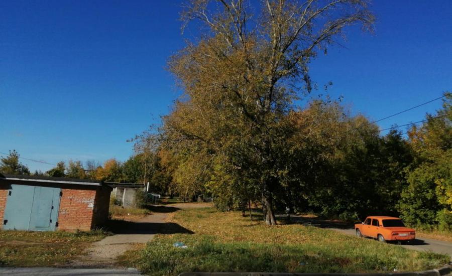 Только на бумаге привели в порядок маршрут к школе №55 Ульяновска, фото-1