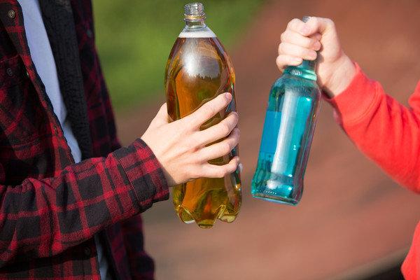 Точку, где продают алкоголь несовершеннолетним, выявили в самом центре Ульяновска, фото-1