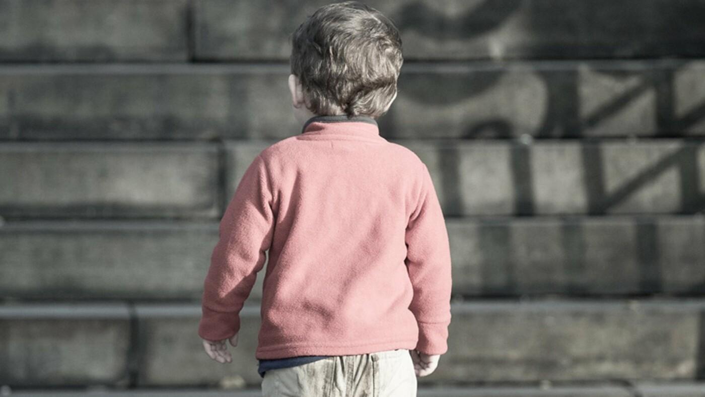 Потерявшегося четырехлетнего малыша нашли ульяновские полицейские, фото-1