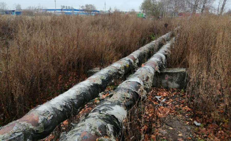 Более чем на треть изношена изоляция теплотрасс Ульяновска и Майны, фото-1