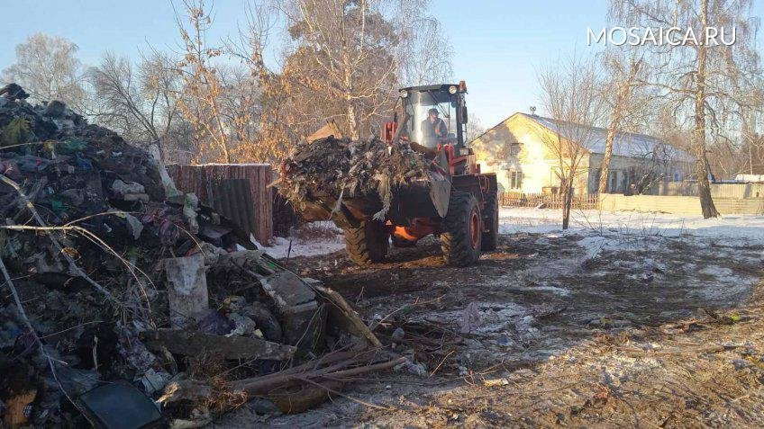 Свалку строительных отходов ликвидируют в Ульяновске, фото-1
