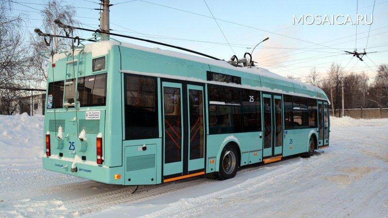 Пассажирка упала в Ульяновском троллейбусе, фото-1