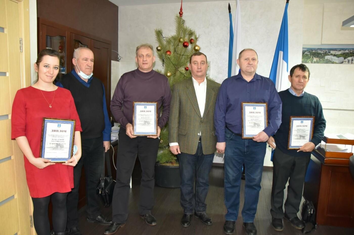 Лучших народных дружинников наградили в администрации Ульяновска, фото-1