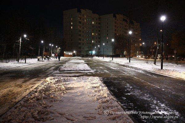 В 2021 году на 25 миллионов рублей осветят Ульяновск, фото-1