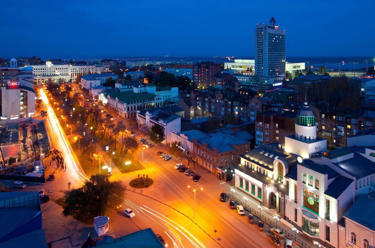 За фото под аркой накажут водителей в Ульяновске, фото-1