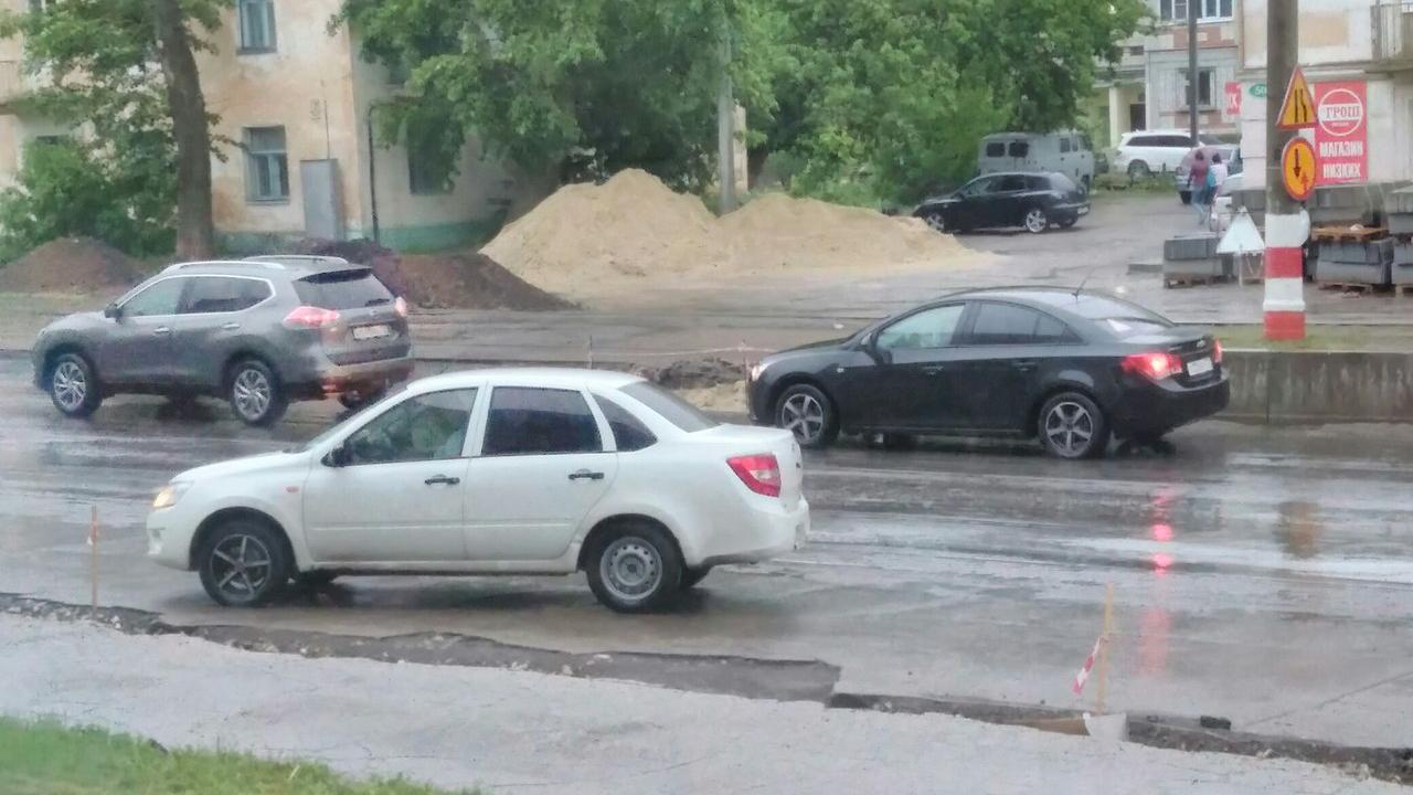 Из-за непогоды подняли цены на проезд ульяновские таксисты, фото-1