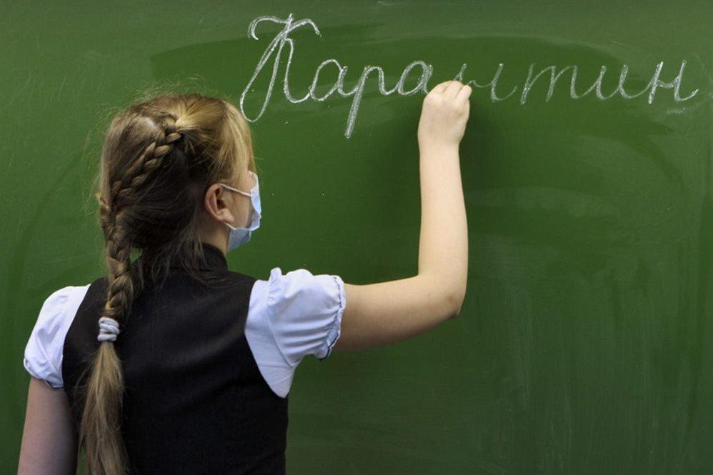 22 класса закрыли на карантин в школах Ульяновской области, фото-1