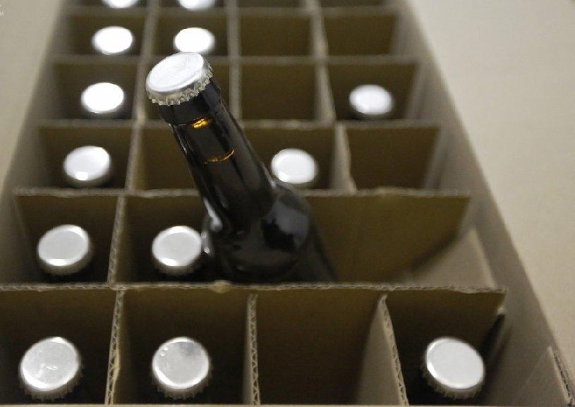 Два ящика алкогольной продукции украли из бани ульяновцы, фото-1