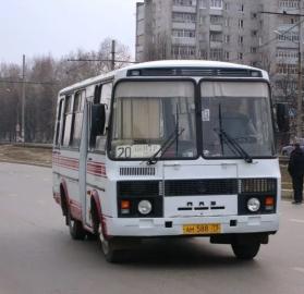 Ульяновский автобус №20 изменит маршрут , фото-1