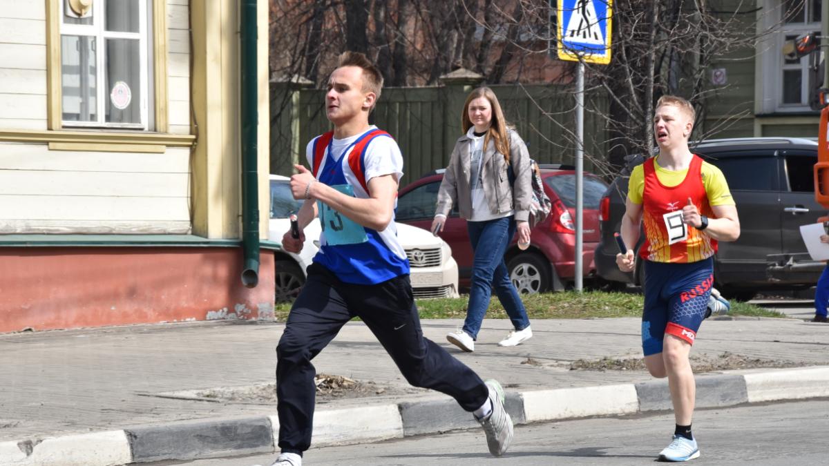 Итоги 77-ой традиционной легкоатлетической эстафеты подвели в Ульяновске, фото-1