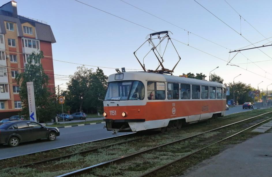 На улице Ленина в Ульяновске обновят трамвайные пути , фото-1