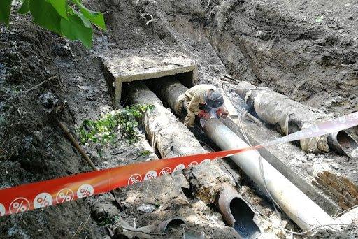 Устранение порывов завершается на теплосетях Ульяновска, фото-1