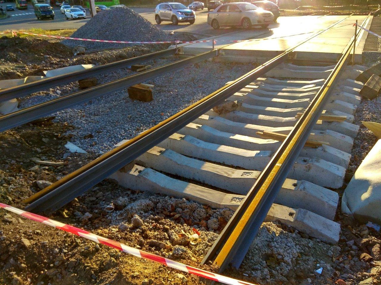 Некоторые маршруты изменит ремонт железнодорожного переезда на улице Академика Павлова, фото-1