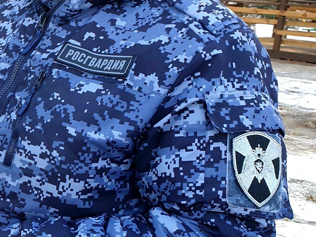 Безопасность образовательных учреждений проверили в Ульяновске сотрудники вневедомственной охраны Росгвардии, фото-1