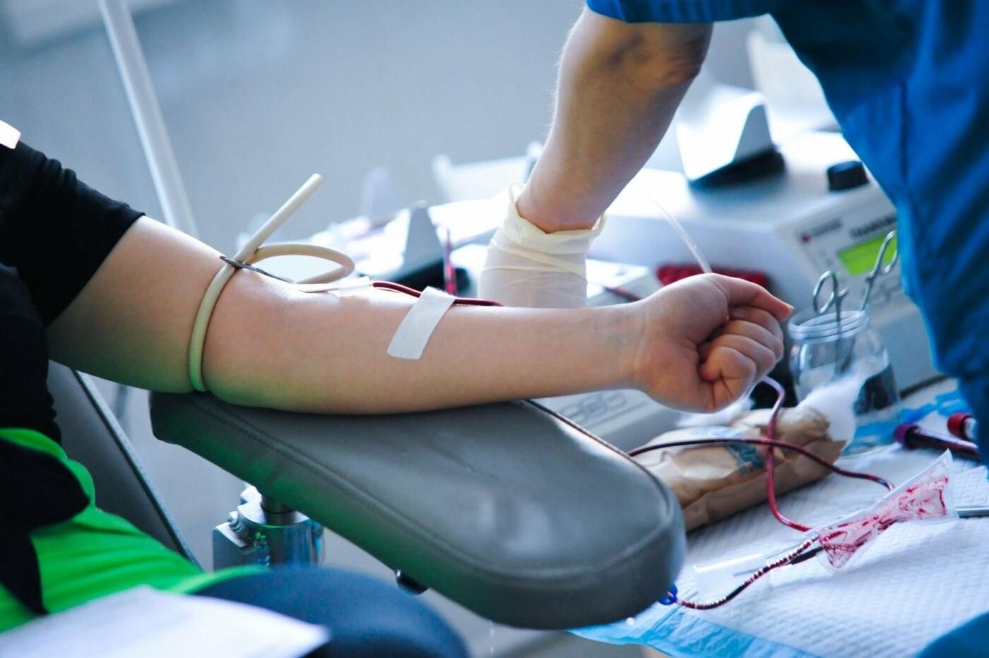 Доноров приглашает ульяновская областная станция переливания крови, фото-1