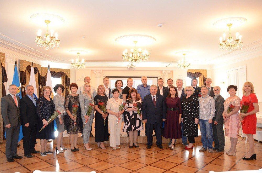 Лучших людей города чествовали в Ульяновске, фото-1