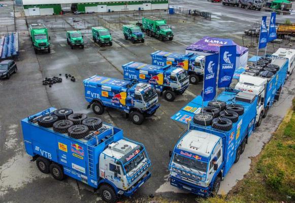 Третий этап Чемпионата России по ралли-рейдам стартует в Ульяновской области сегодня, фото-1