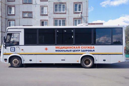 В селах Ульяновской области продолжает выездную работу мобильный центр здоровья, фото-1