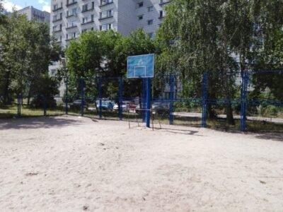 В Ульяновске 60 городских спортивных площадок провели ремонт , фото-1