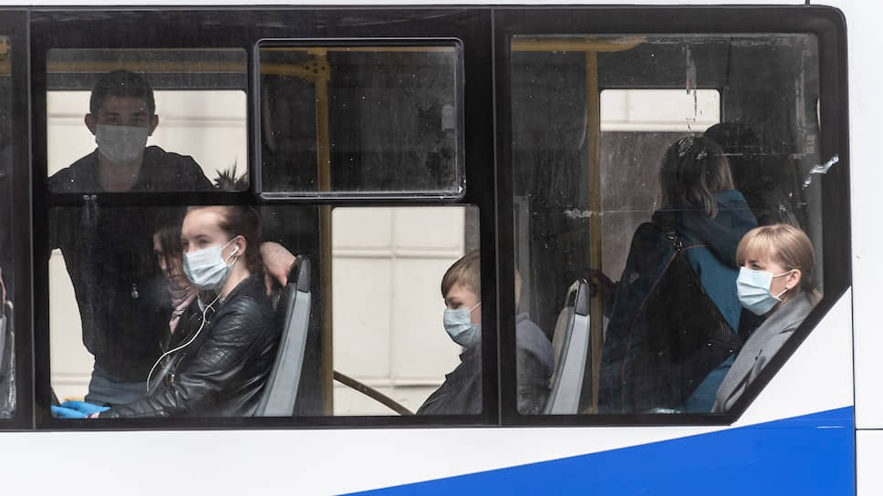 В Ульяновске теперь штрафуют тех, кто без маски в транспорте, фото-1
