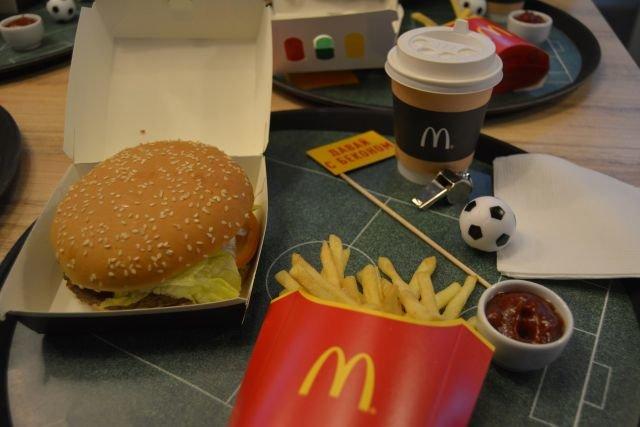 В Ульяновской области предусмотрено открытие трех ресторанов быстрого питания «Макдоналдс»